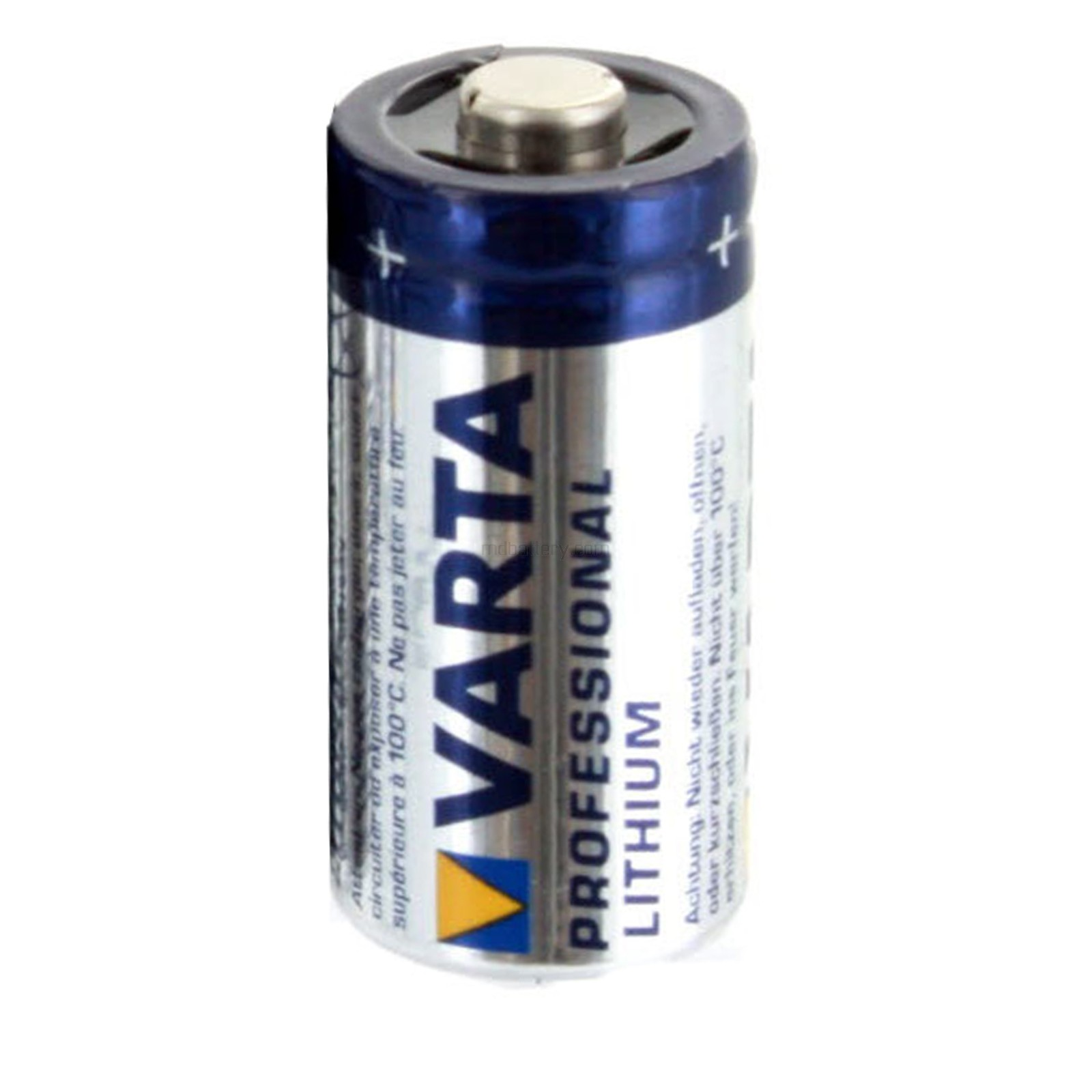 varta cr123a vcr123a 6205 2 3a 3v photo lithium battery. Black Bedroom Furniture Sets. Home Design Ideas