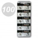 Energizer 393 309 Silver Oxide Watch Battery 100ct SR754SW SR48