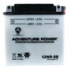 Conventional Power Sports Battery 41541 12N9-3B