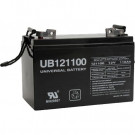 12V 110Ah AGM SLA Solar Battery UB121100 Group 30H Group 31