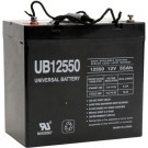 12V 55Ah Scooter Battery UB12550 Group 22NF for Pride Jazzy 1115