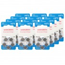 Hearing Aid Battery A675/B10_60 Evergreen 60pk, Size 675, 1.4V
