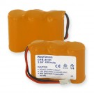 Cordless Phone Battery For AT&T Lucent 2255 4300 3.6V NiCD