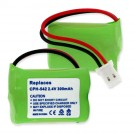 Cordless Phone Battery for V-Tech LS6195 Replaces BT183642 NiMH