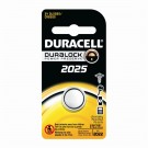 Duracell Coin Cell Battery DL2025 3V Lithium Replaces CR2025, ECR2025