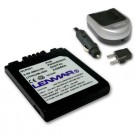 Battery & Charger Combo For Panasonic Digital Camera CGA-S001