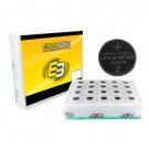 200pc Coin Cell Battery CR2016 Lithium 3V Case Lot, DL2016, ECR2016