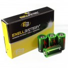 4pc Dog Collar Battery EB-DCCR2 Replaces CR2, DLCR2, EL1CR2