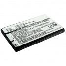 Baby Monitor Battery EBBM-SCD600-TP Replaces BATT-SCD600, CS-PHD600MB