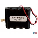 Emergency Lighting Battery For Dual-Lite 12-790 0120790 NABC 721259000