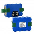 Vacuum Battery EBVB-103 For SAMBA XR210 14.4V 2500MAH NIMH