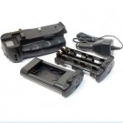 Battery Grip for Nikon D300 Nikon D700 Includes Car Charger