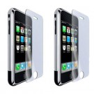 Clear 2 x Protective Screen Cover Guards for Apple iPhone 3G