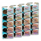 20pc Maxell 3V Lithium Coin Cell Battery CR2012 Replaces CR2012