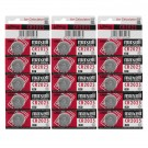 15pc Maxell 3V Lithium Coin Cell Battery CR2025 Replaces DL2025