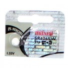 Maxell Silver Oxide Watch Battery SR626SW Low Drain Replaces 377
