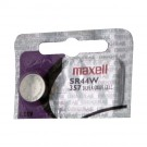 Maxell Silver Oxide Watch Battery SR44W High Drain Replaces 357