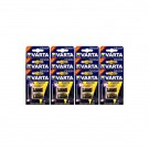 Varta CR123A 2/3A 3V Lithium Batteries for Digital Cameras - 2pk(12)