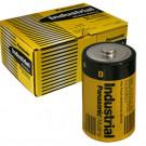Panasonic Industrial D Alkaline 1.5V Battery AM-1PI/C LR20 13AC