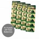Exell CR2025 3V Lithium Coin Cell Batteries - DL2025 ECR2025 L12