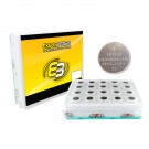 400pc Coin Cell Battery EB-CR1220 Lithium 3V Case Lot, DL1220, ECR1220
