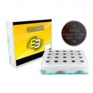 400pc Coin Cell Battery CR1620 Lithium 3V Case Lot, DL1620, ECR1620