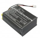 Dog Collar Battery EB-DC39 Fits SD-1225 Receiver Replaces DC-39