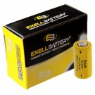 Dog Collar Battery EB-DC5-PS Replaces DC-5, L544, 2CR1/3N, L28PX, A544