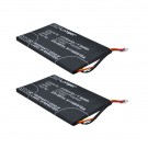 2pc eBook Battery EBBK-PRB25 for Barnes & Noble Nook Simple Touch