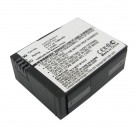 GoPro Camera Battery EBD-GP002-X Fits Hero 3, HD Hero 3, Hero 3+