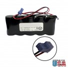 Emergency Lighting Battery for TEIG T26000139, Sure-Lites 026-139