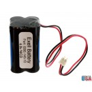 Emegency Lighting Battery Fits Lithonia D-AA650BX4  Squared Shape Pack