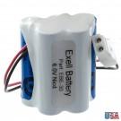Emergency Lighting Battery For Prescolite E82082100 Interstate NIC0099