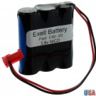 Emergency Lighting Battery Fits Sure-Lites 026-148, 26-148, LPX70RWH
