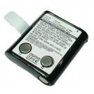 Two Way Radio Battery EBFRS-TSXBP Fits TriSquare TSX100, TSX300