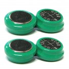 2pc Wireless Headset Battery EBHS-TVEARS_2QTY Fits TV EARS 5.0