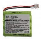 Remote Control Battery EBRC-MT500 Fits Crestron MT-500C, MT-500C-RF