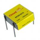 OmniCel ER651615 3.6V 400mAh Prismatic Lithium Battery BL-4PN