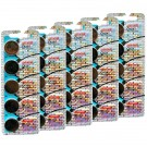 25pc Maxell 3V Lithium Coin Cell Battery CR2012 Replaces CR2012