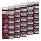 25pc Maxell 3V Lithium Coin Cell Battery CR2032 Replaces DL2032